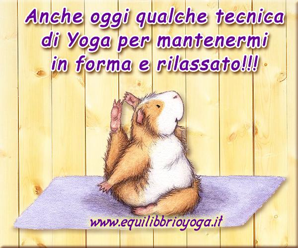 frasi divertenti yoga